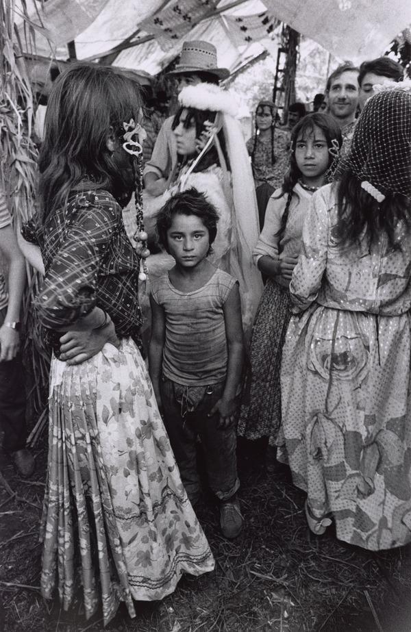Calderari Gypsies Celebrate a Wedding, Sintesti, Romania (1990)