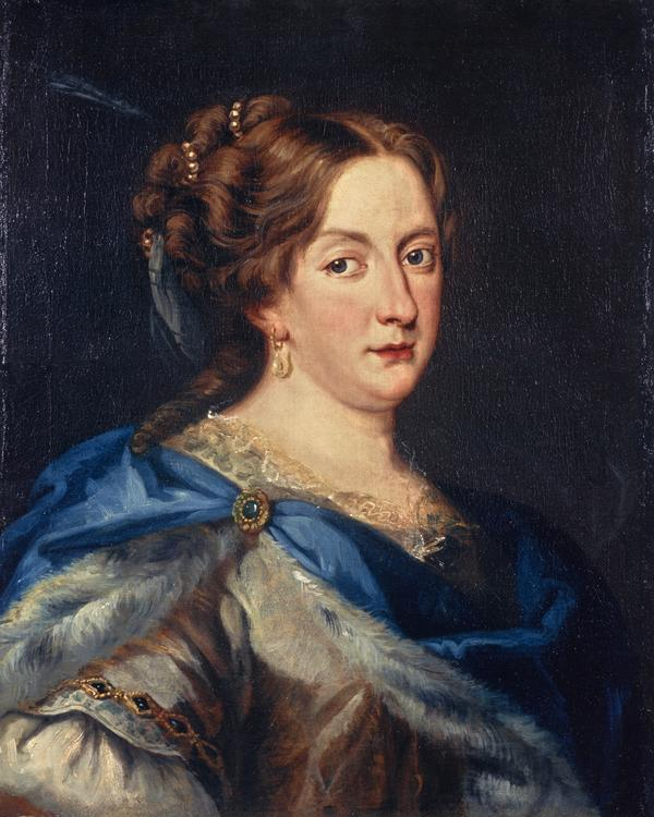 Queen Christina of Sweden (1626 - 1689) (About 1670 - 1675)