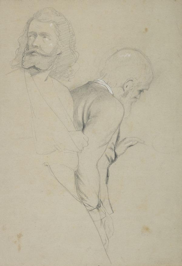 A Study of Two Men