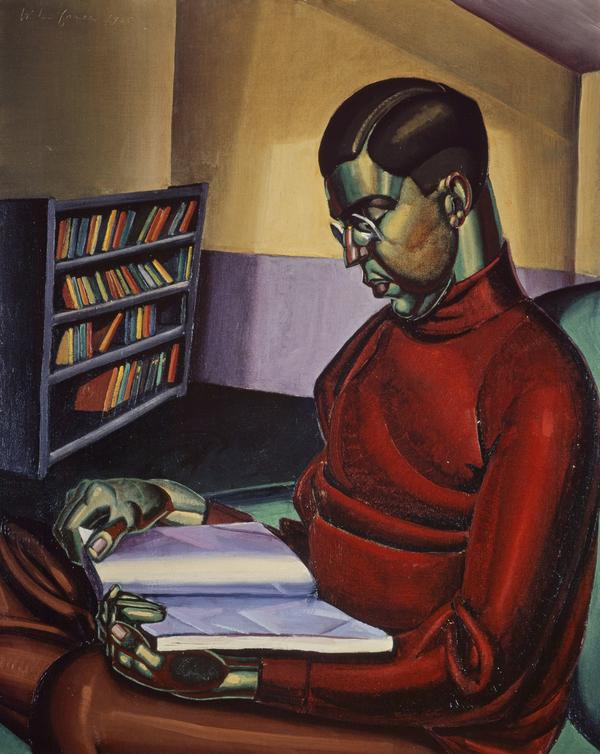 Portrait of Joseph Brewer (1925)