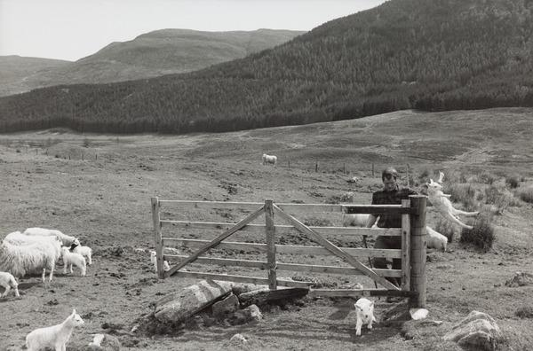 'Croft in Strathconan, Ross-shire' (1984 (printed 1992))
