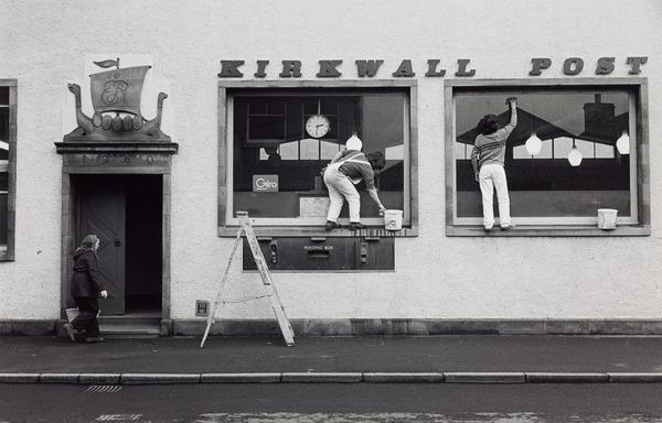 Kirkwall Post Office