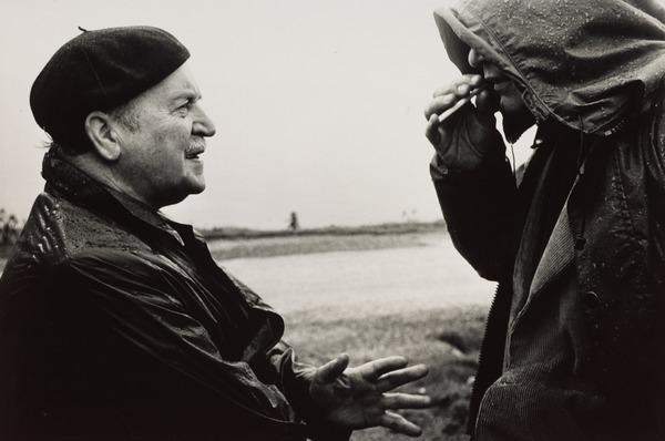 Sorley MacLean, 1911 - 1996. Poet. (From the series 'The Seven Poets') (1980)