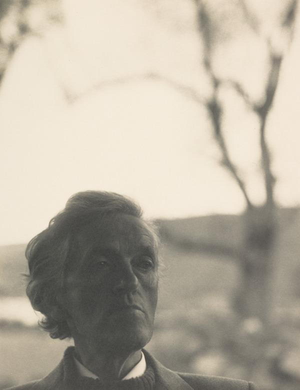 George Mackay Brown, 1921 - 1996. Poet (1985)