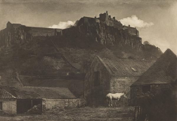 Stirling Castle (About 1903)