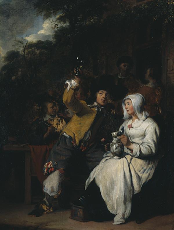 The Toast (17th century)