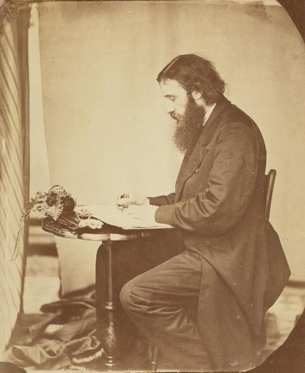 George MacDonald, 1824 - 1905. Poet and novelist
