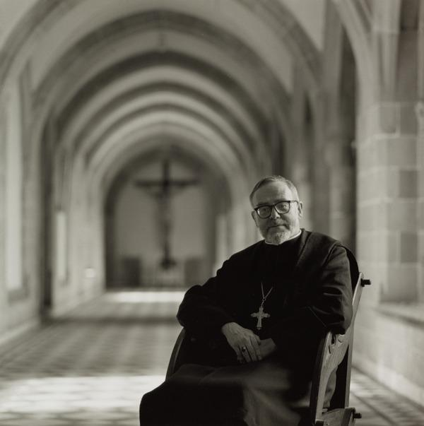 Father Mark Dilworth. Keeper of the Scottish Catholic Archives, 1979 - 1991. Abbot of Fort Augustus Abbey (1994)