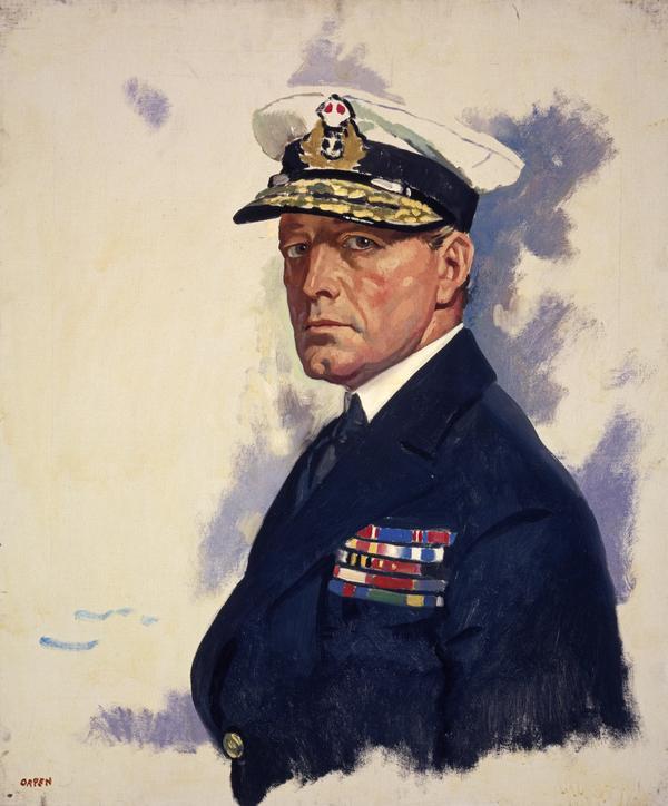 David Beatty, 1st Earl Beatty (1871-1936) (1919)