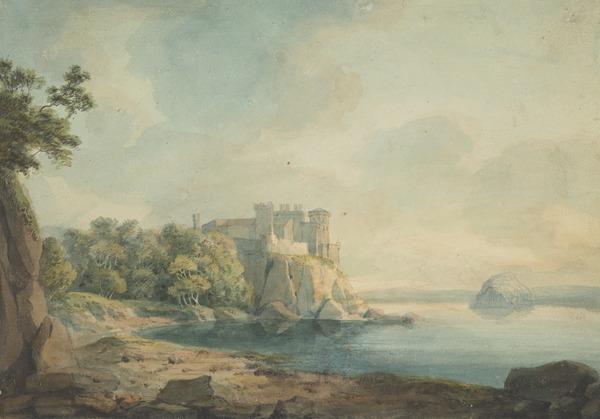 Culzean Castle, Ayrshire (Dated 1801)