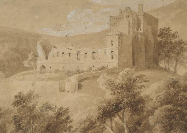 Castle Campbell, Dollar, Clackmannanshire