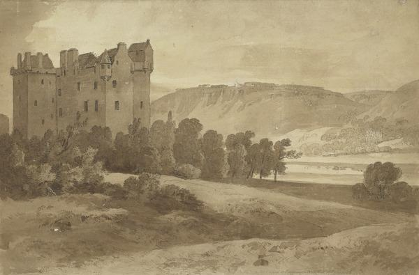 Elcho Castle and Kinnoull Hill, Perthshire
