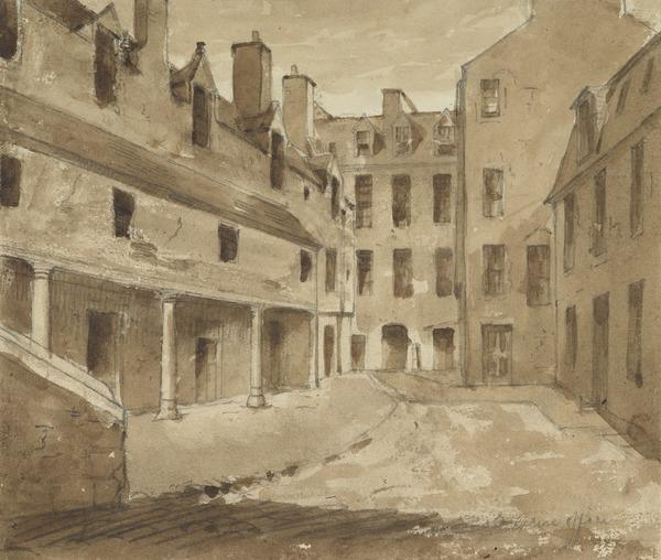 The Old Excise Office, Edinburgh