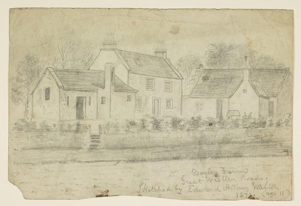 Bogley Farm (Dated 1871)