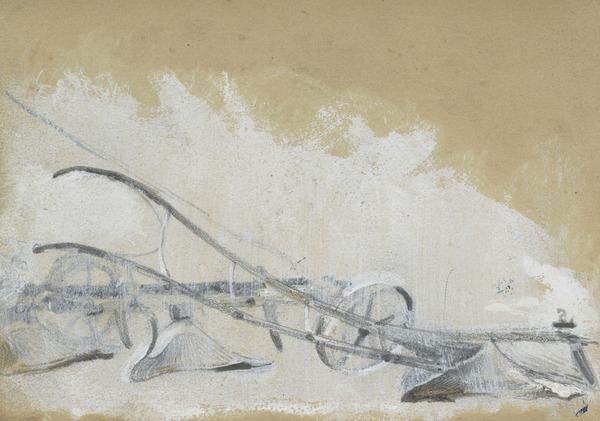 Study of a Plough