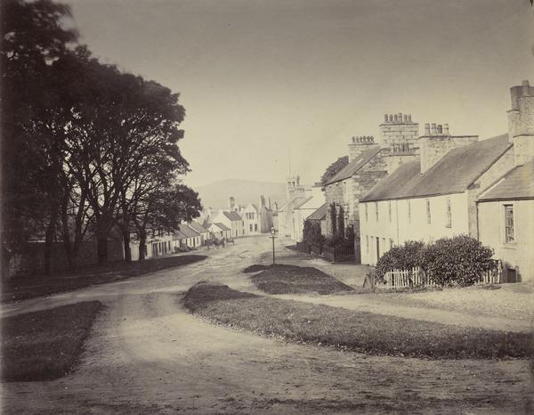 'Gatehouse from [Rosebank] Gate'