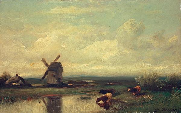The Windmill (1855 - 1860)