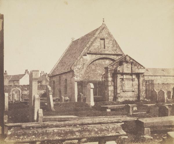 Churchyard, Largs