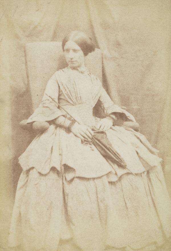 Mary Stephen (Mrs George Tait) - the photographer's sister-in-law