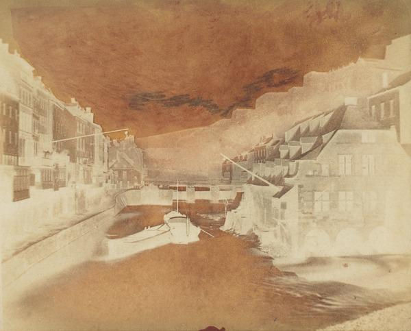 The Citadel of Namur, from a Bridge over the Sambre (7 August 1847)