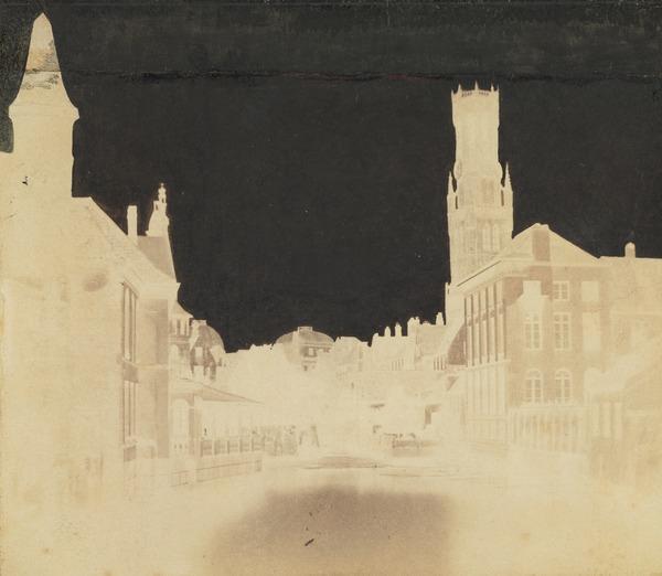 Belfort, Bruges (1847)