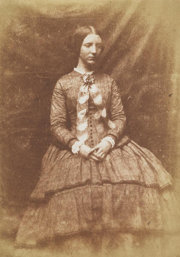 Helen Kemlo Stephen, Mrs John Muir Wood (About 1850)