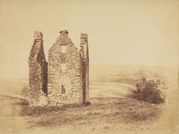 Ruin, near Moffat