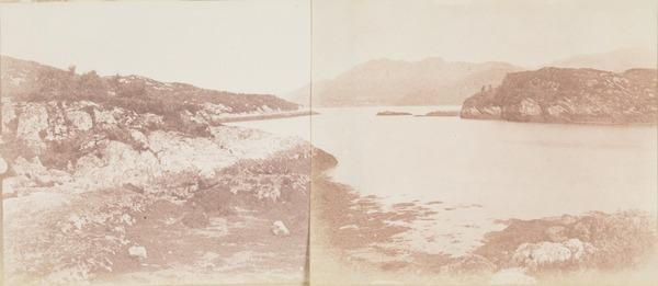 Landscape (hills and loch)