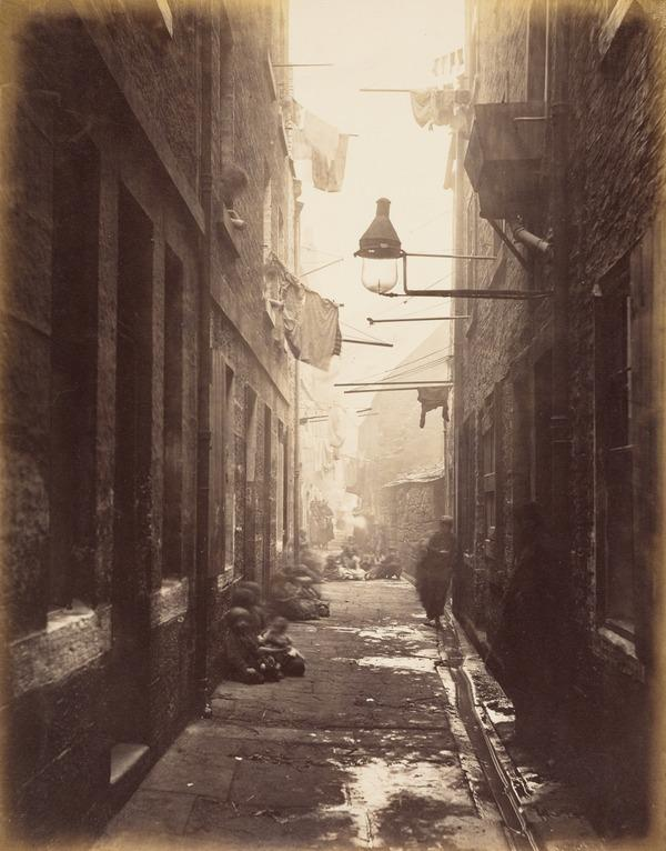 Close, No. 80 High Street, from Old Closes and Streets of Glasgow (1868 - 71)