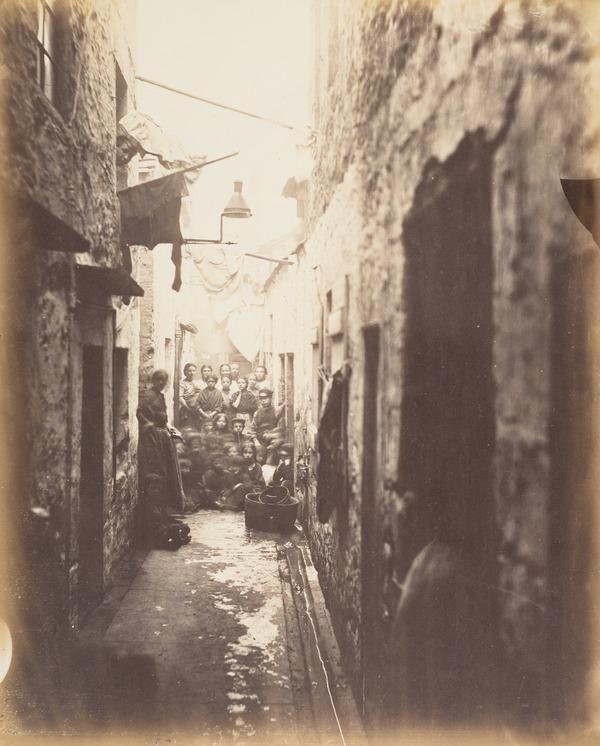 Close, No. 118 High Street (1868 - 1871)
