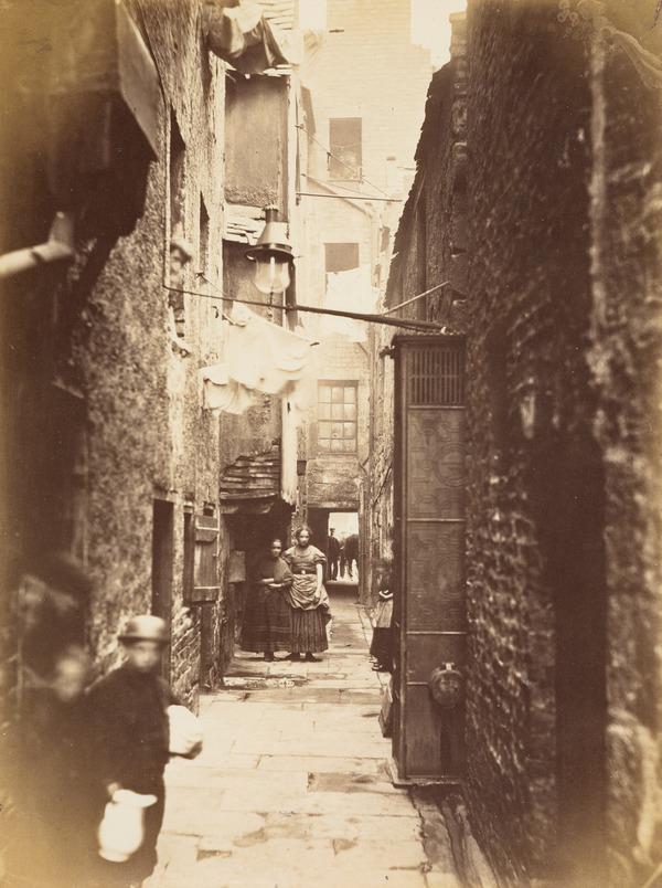Close, No. 37 High Street (1868 - 1871)