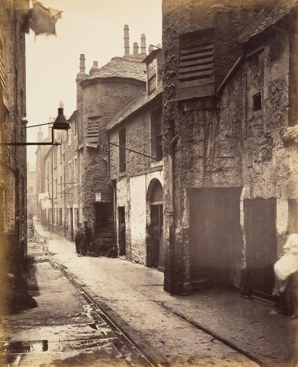 Close, No. 139 Saltmarket (1868 - 1871)