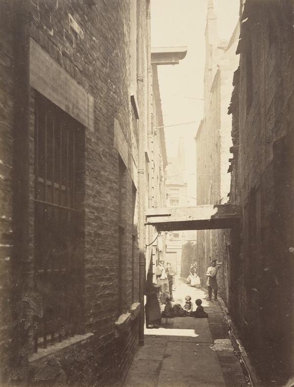 Close, No. 29 Gallowgate (1868 - 1871)