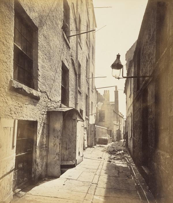 Close, No. 157 Bridgegate (1868 - 1871)