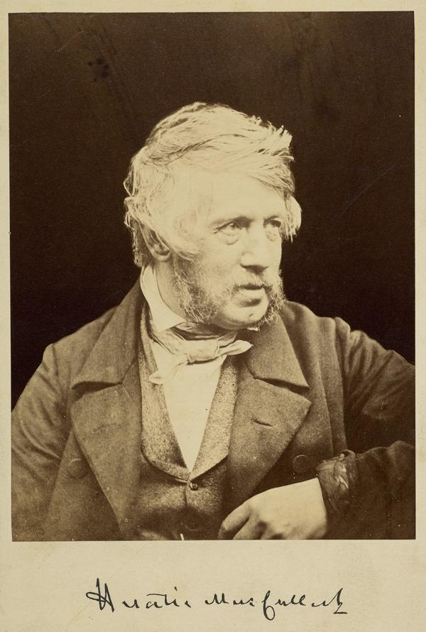 Horatio McCulloch, 1805-1867 (About 1860s)
