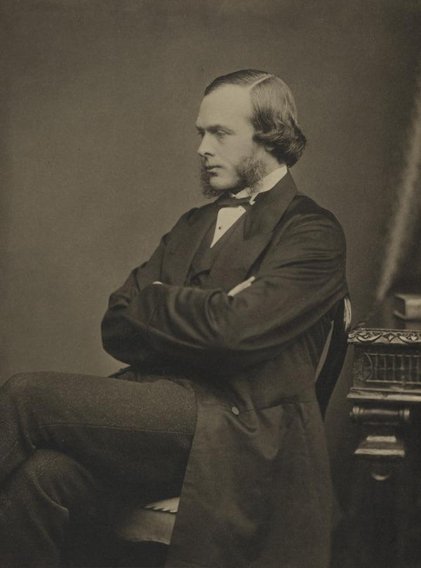 Joseph Lister, 1st Lord Lister 1827 - 1912 (About 1860)