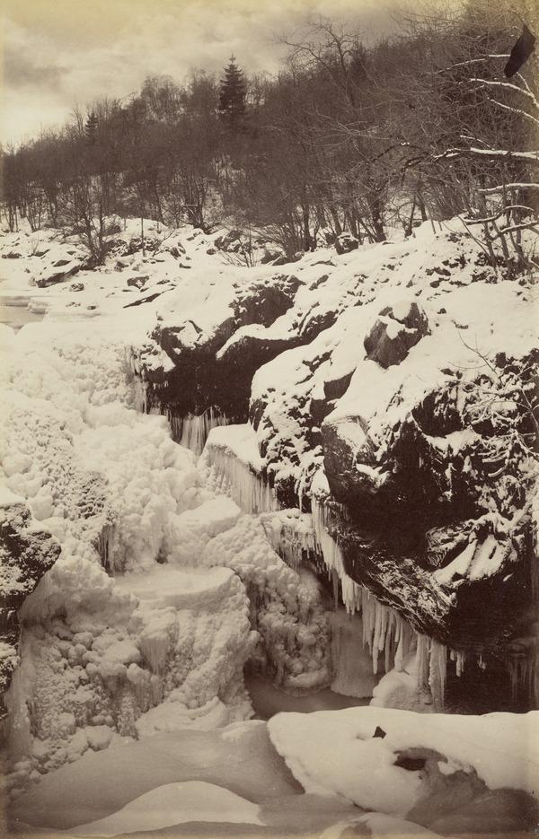 """""""Drumour"""" on the Braan (Winter) 1881' (1881)"""