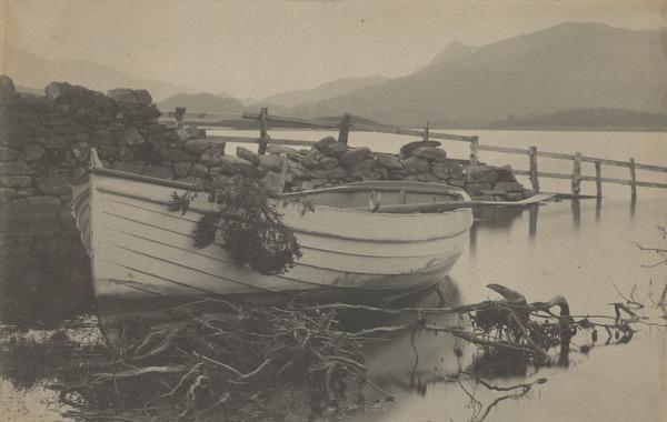 'On Loch Venacher 1881' (1881)