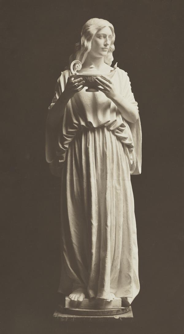 Classical Statue of an Unknown Woman