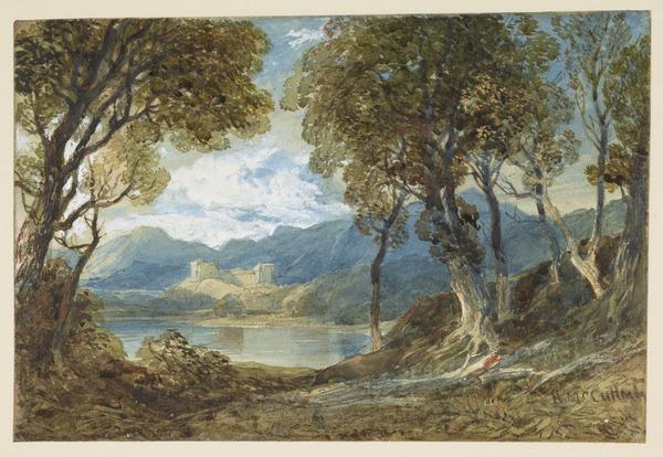 Inverlochy Castle (About 1857)