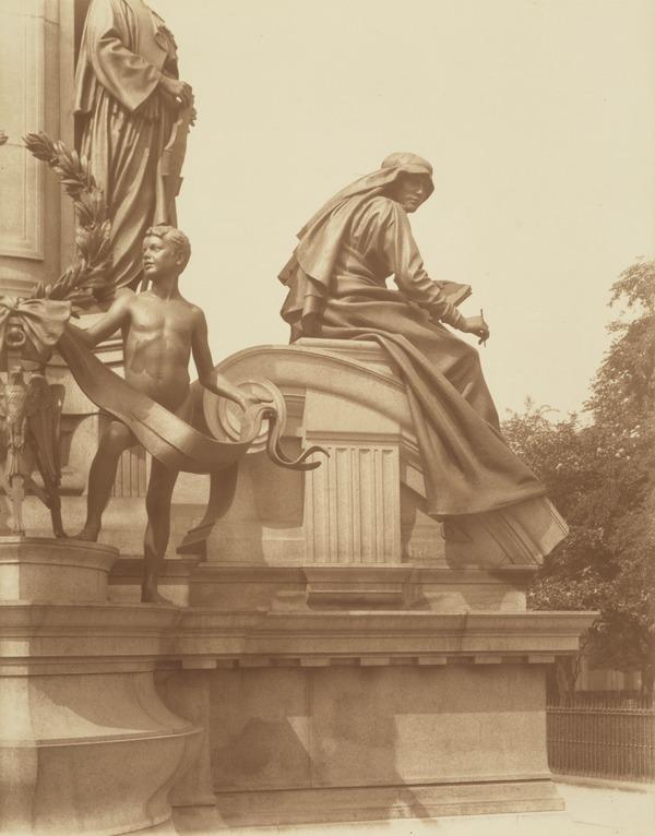 Three Classical Unknown Statues