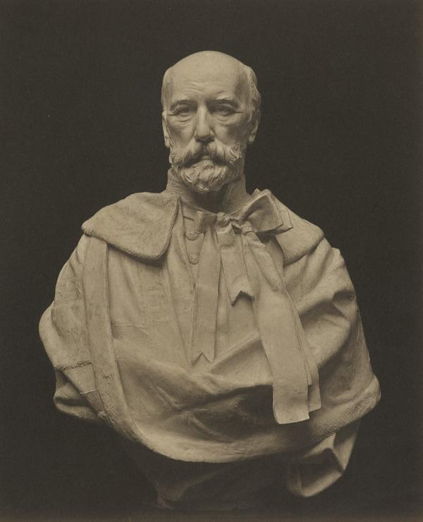 Bust of 10th Marquess of Tweeddale