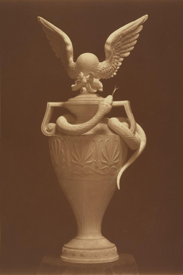 Urn with a Snake