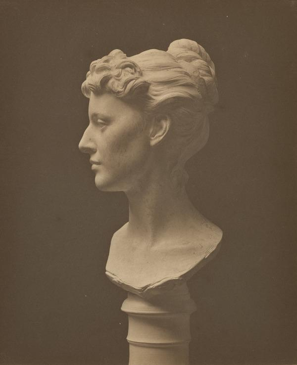 Head of an Unknown Woman