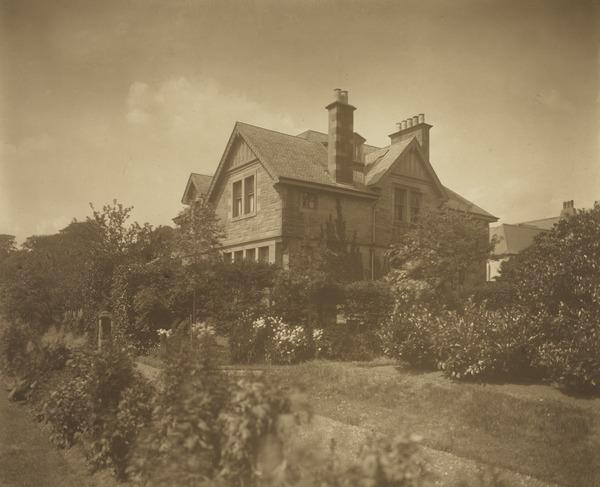 Unknown House, Perhaps the Home of James Pittendrigh Macgillivray