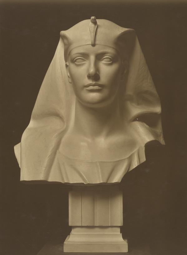 Bust of an Egyptian Woman
