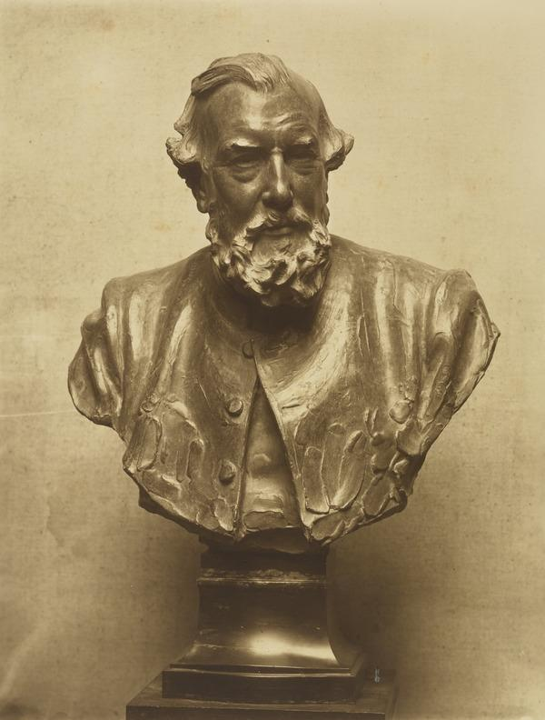 Bust of an Unknown Bearded Man