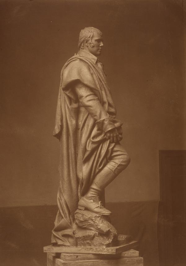 Statue of Robert Burns?