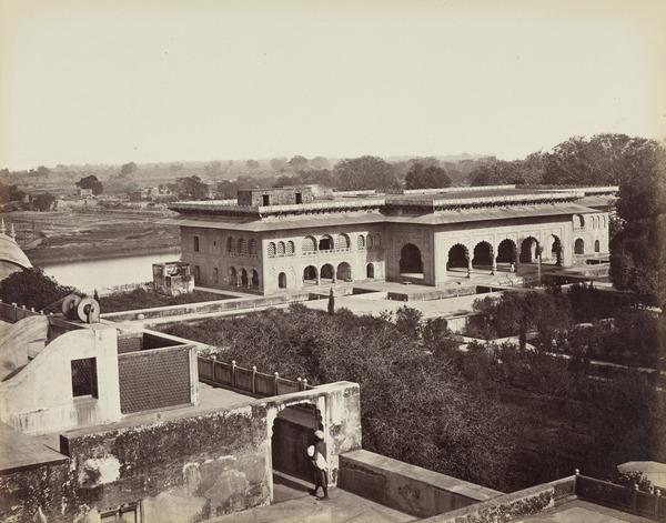 'Deeg. The Garden-Palace' (1858 - 1865)
