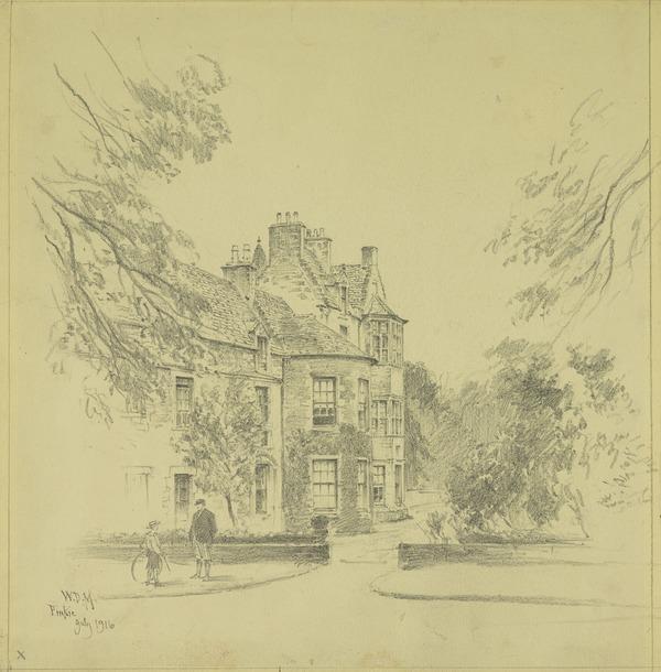 Pinkie House, Midlothian